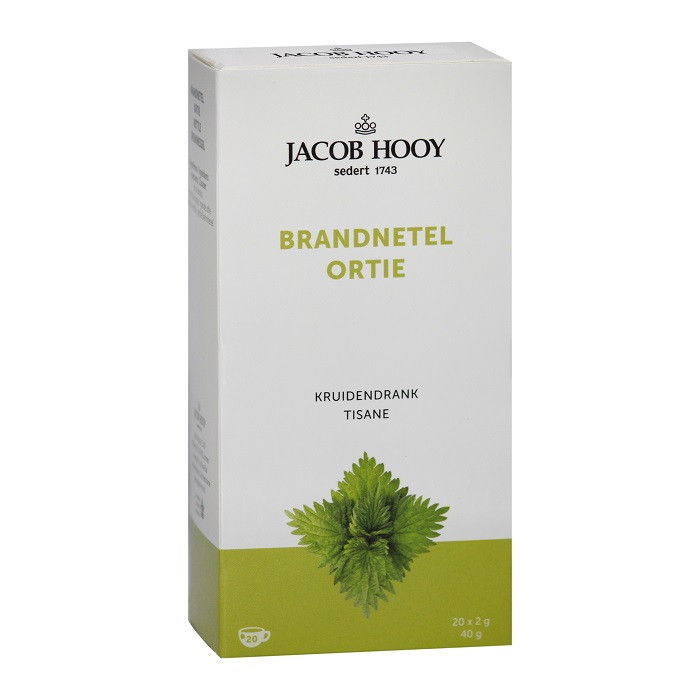 Brandnetel lage resolutie