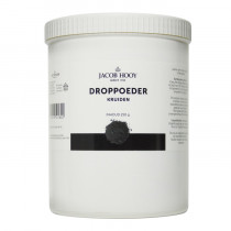 Droppoeder lage resolutie
