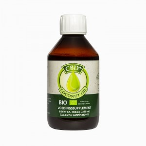CBD+ coconut 250ml
